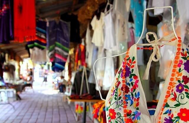 Compras em Acapulco