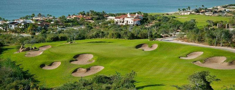 Golfe em Los Cabos