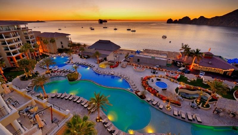 Melhores hotéis resorts em Los Cabos