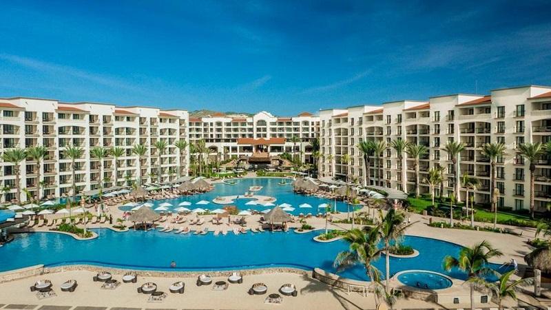 Fachada do Hotel Hyatt Ziva Los Cabos - All Inclusive em San José del Cabo