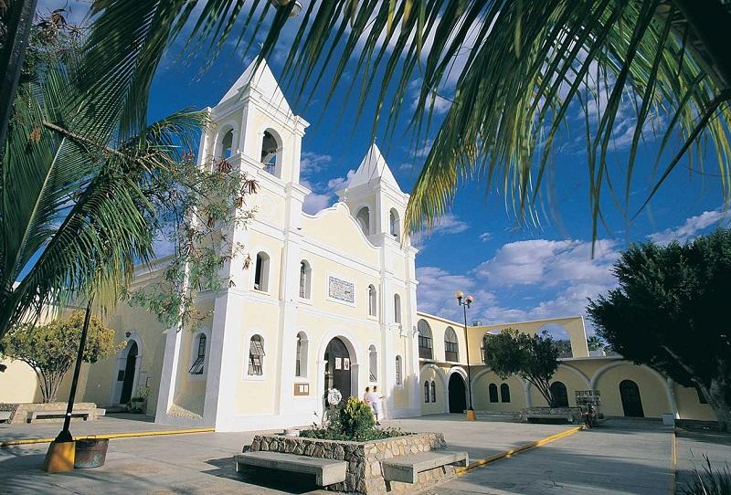 Missão Jesuítica de San José del Cabo em Los Cabos