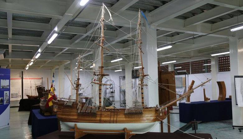 Visita ao Museo Historico de Acapulco
