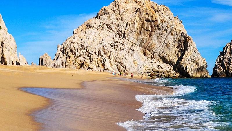 Passeio pelas praias em Los Cabos: Playa del Amor