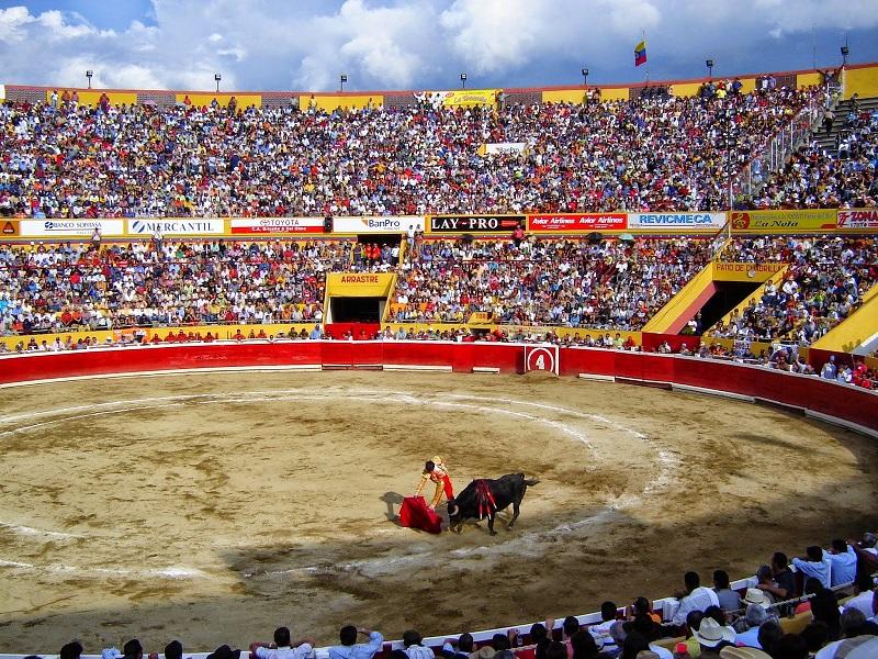 Plaza de Toros de Caletilla