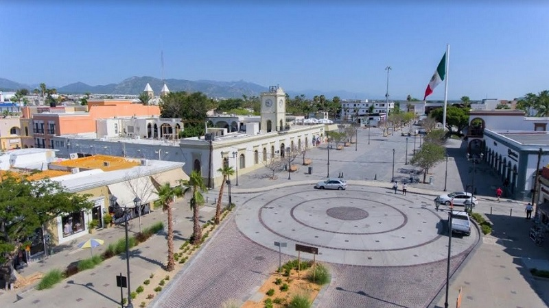 Plaza Mijares em Los Cabos