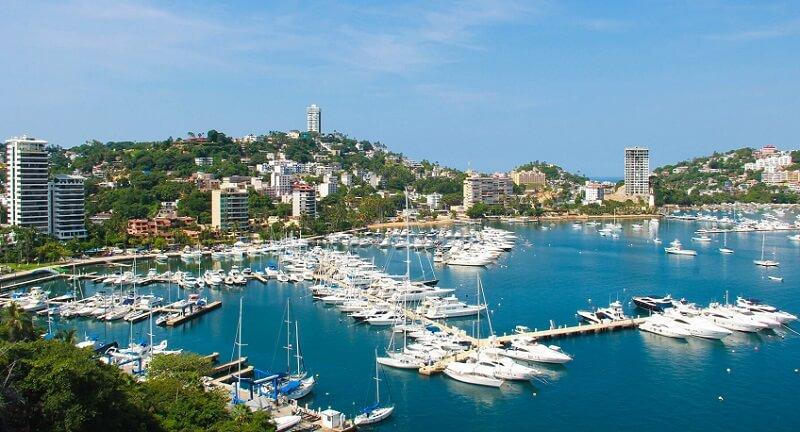 Acapulco no México