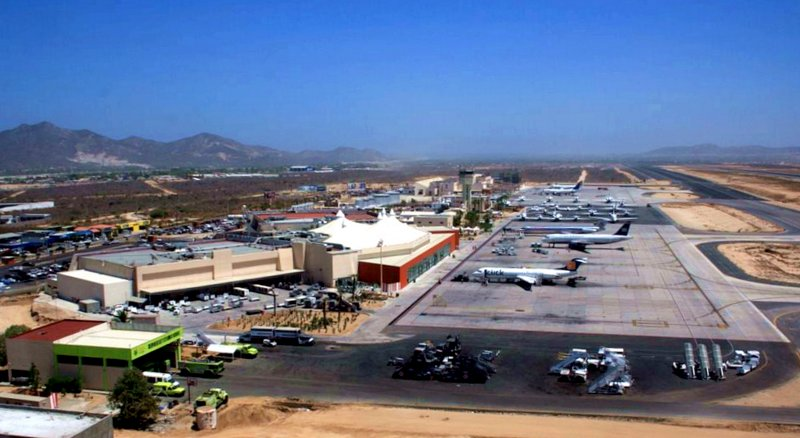 Como ir do aeroporto de Los Cabos até o centro turístico