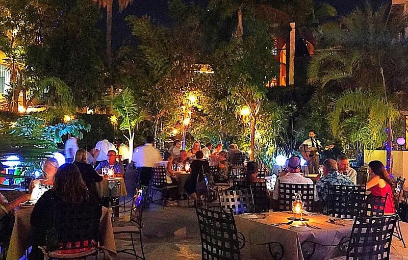 Restaurante Bajo La Luna em Los Cabos