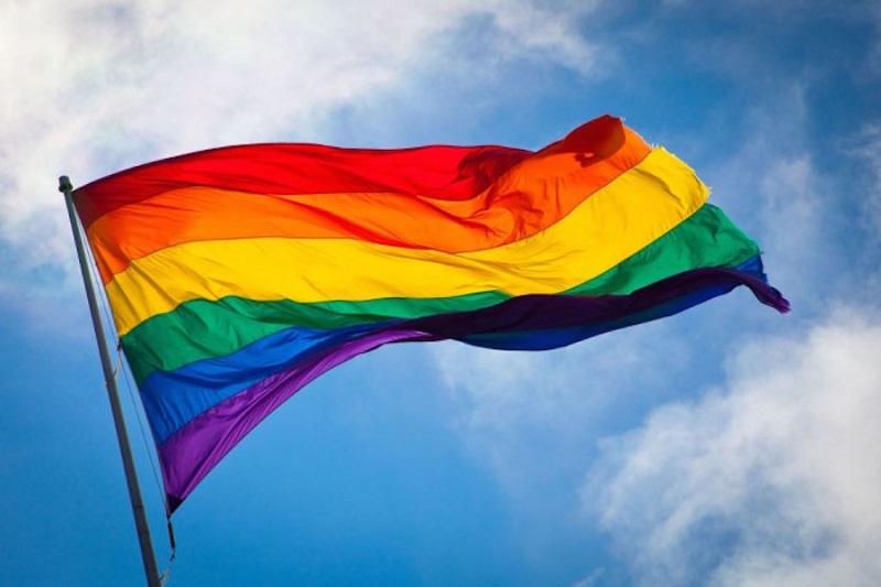 Bandeira LGBTI em Los Cabos