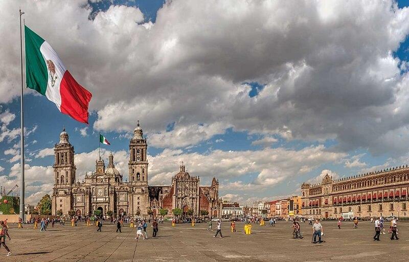 Feriados na Cidade do México em 2020