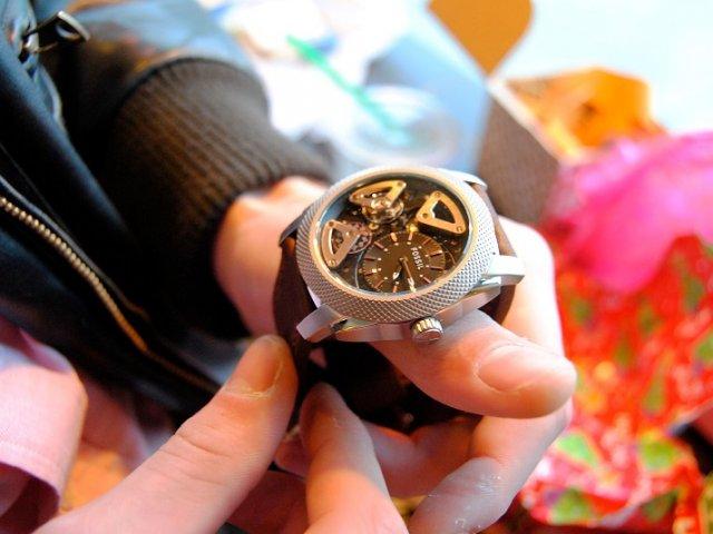 Onde comprar relógios em Los Cabos