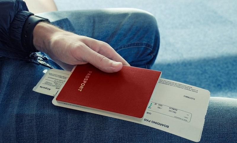 Documentos para uma viagem para Los Cabos