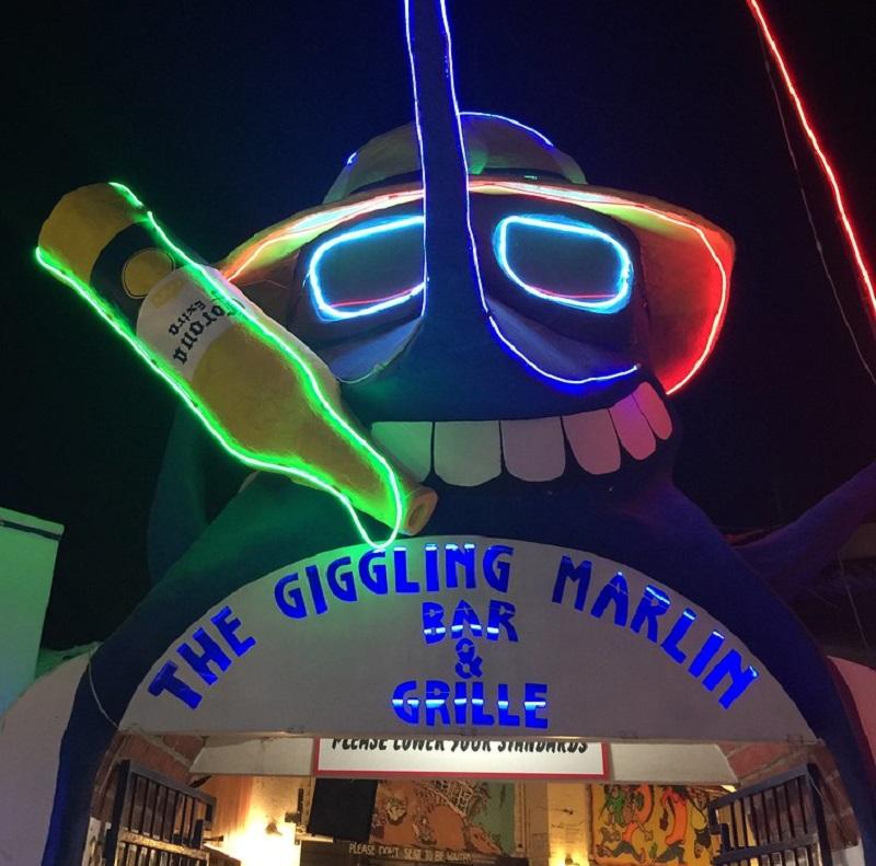 Balada The Giggling Marlin em Los Cabos