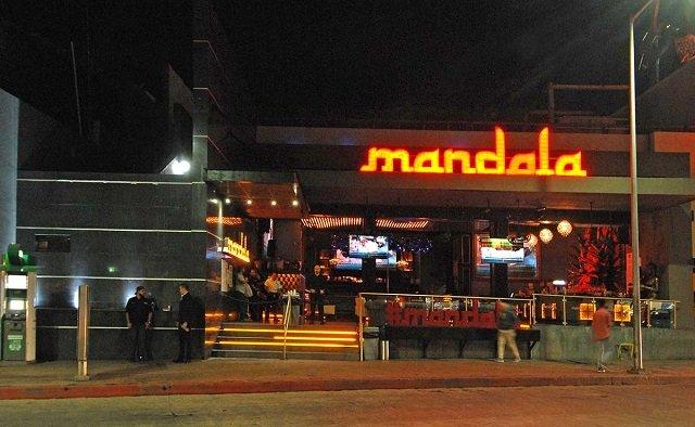 Balada Mandala em Los Cabos