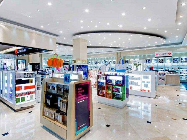 Onde comprar maquiagens em Los Cabos