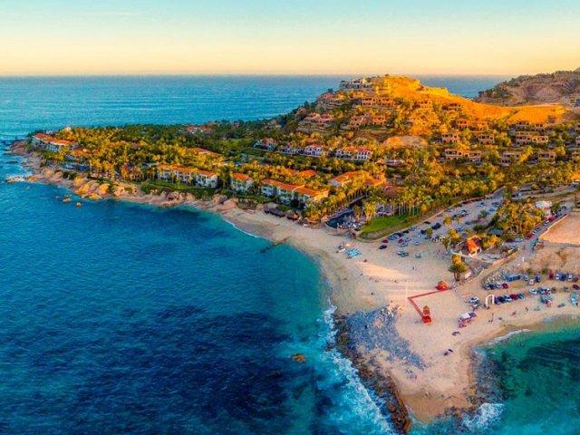 Playa Palmilla em Los Cabos