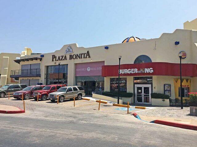 Shopping Plaza Bonita em Los Cabos