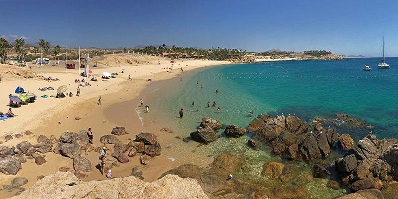 Playa Chileno Bay em Los Cabos