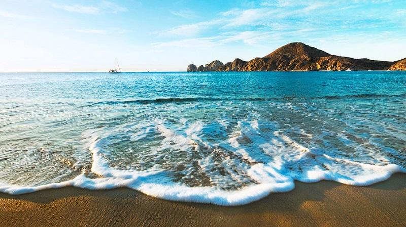 Mar e sol em Los Cabos