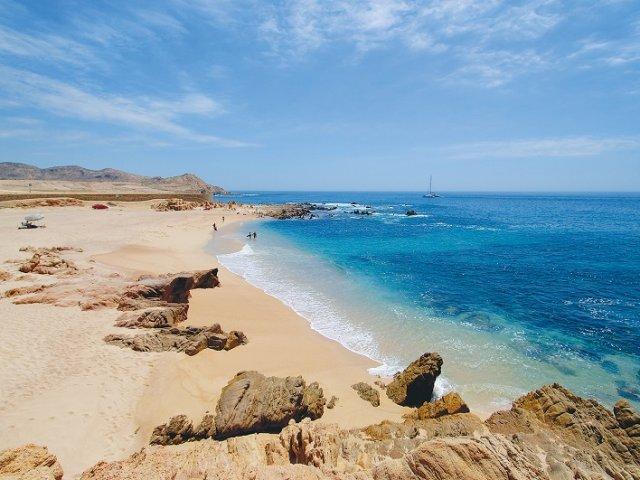 Melhores praias em Los Cabos