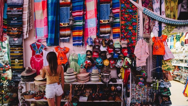 Compras de lembrancinhas e souvenirs em Los Cabos