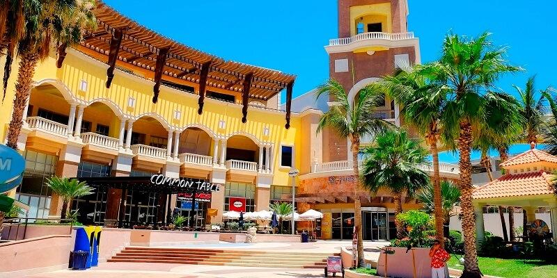 Melhores shoppings em Los Cabos: Puerto Paraiso Mall