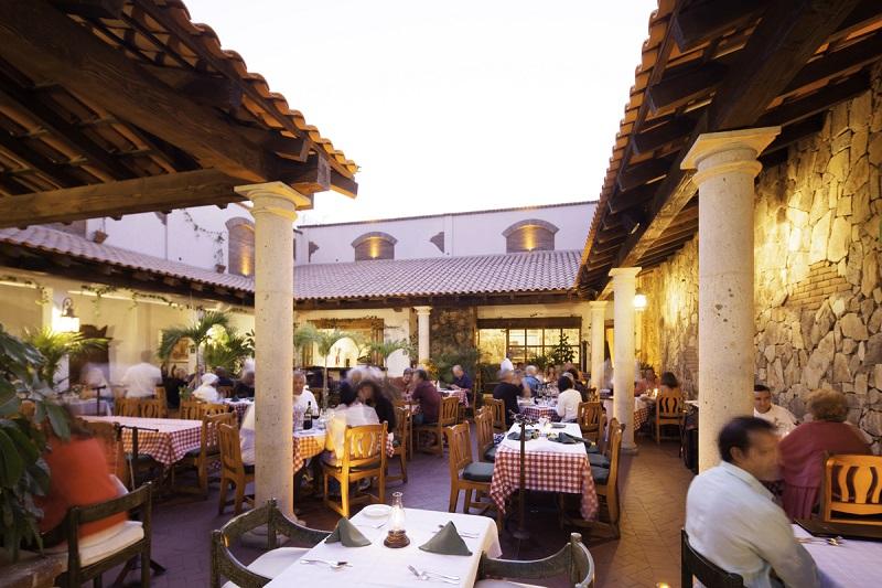 Romeo & Julieta Ristorante em um roteiro de viagem em Los Cabos