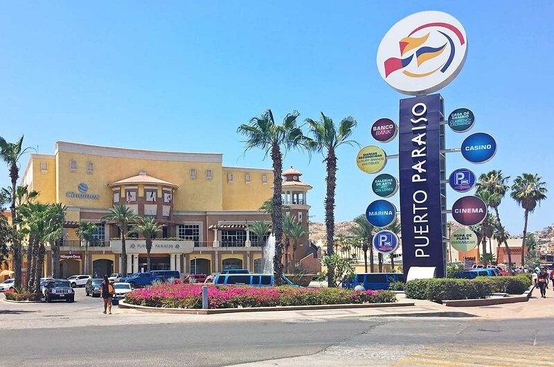 Shopping Plaza Bonito em Los Cabos