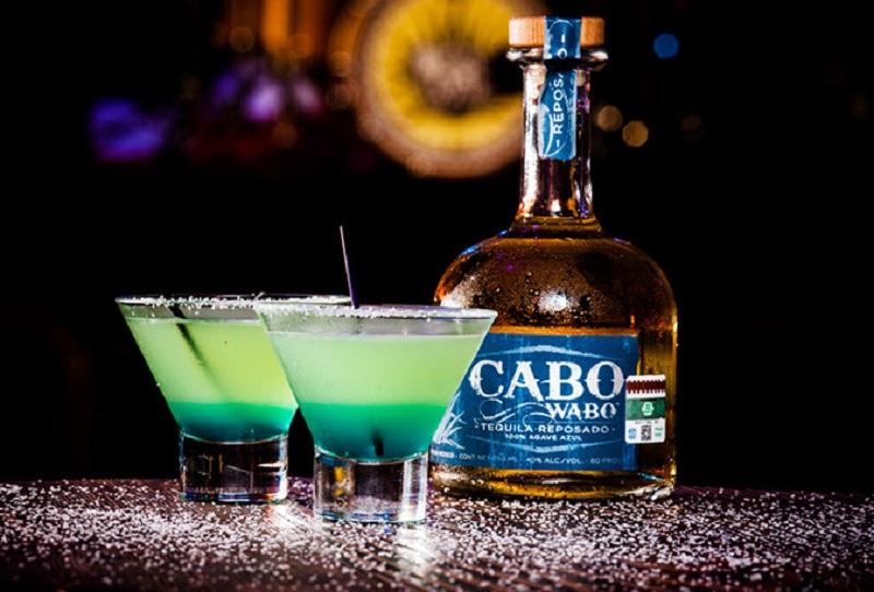 Tequila no Wabo Cabo em Los Cabos