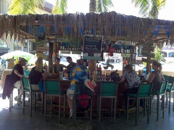 Bar Uno Mas em Los Cabos