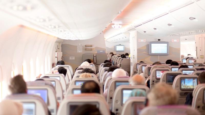 Avião para Los Cabos e todo o México