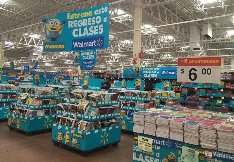 Walmart em Los Cabos