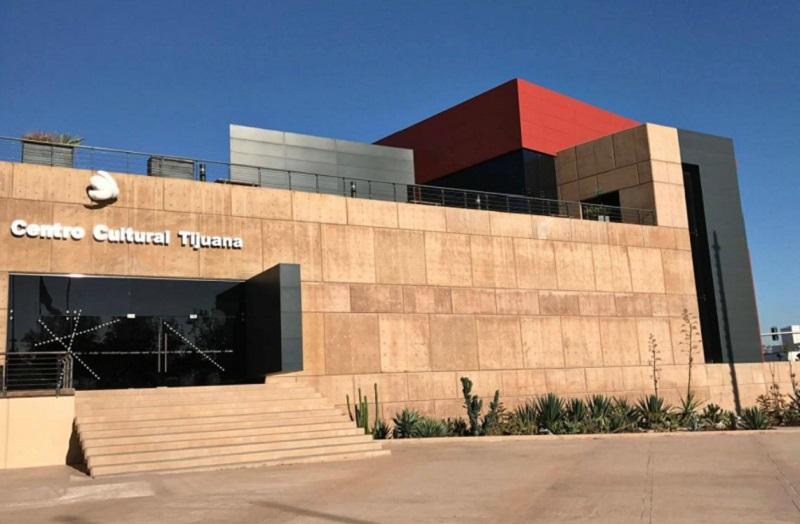 Fachada do Centro Cultural de Tijuana