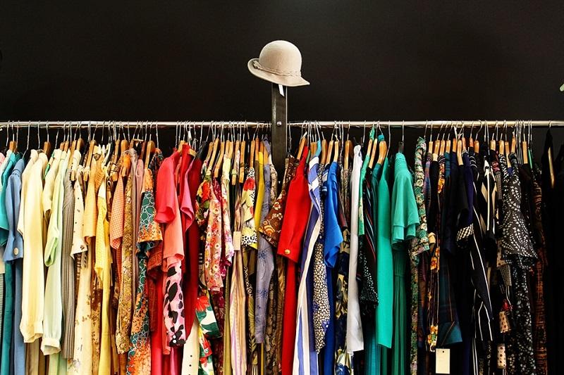 Compras de roupas