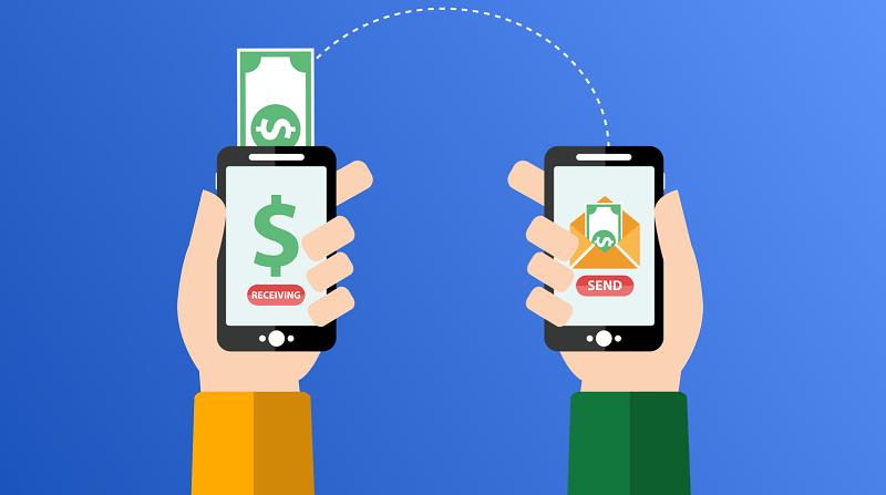 Enviando dinheiro com o celular - Cancún