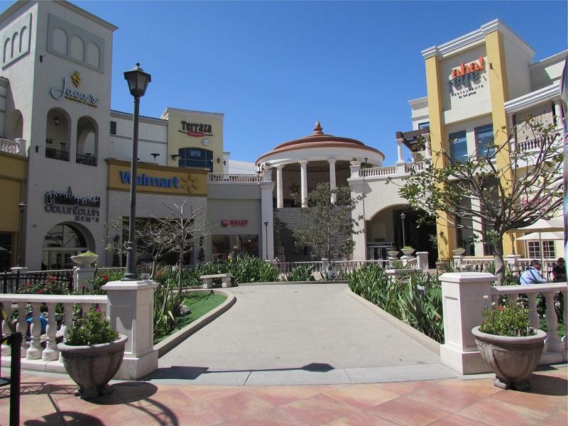 Lojas no Shopping Galerías Hipodromo em Tijuana