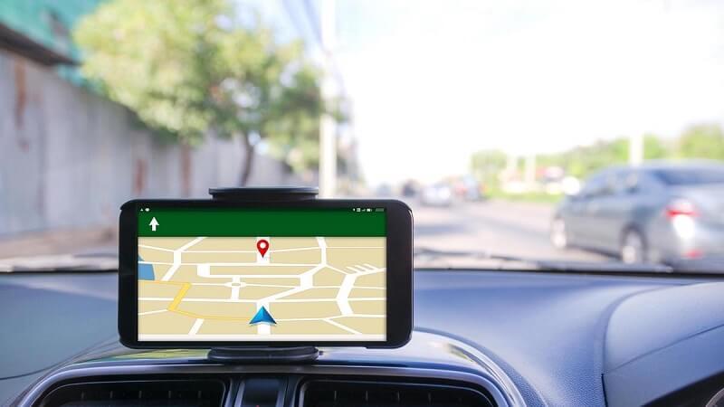 Celular como GPS em Tijuana e no México