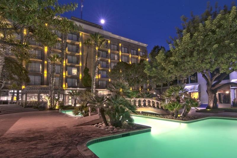 Hotel sofisticado de Tijuana
