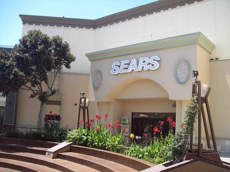 Loja Sears no Shopping Plaza Río Tijuana