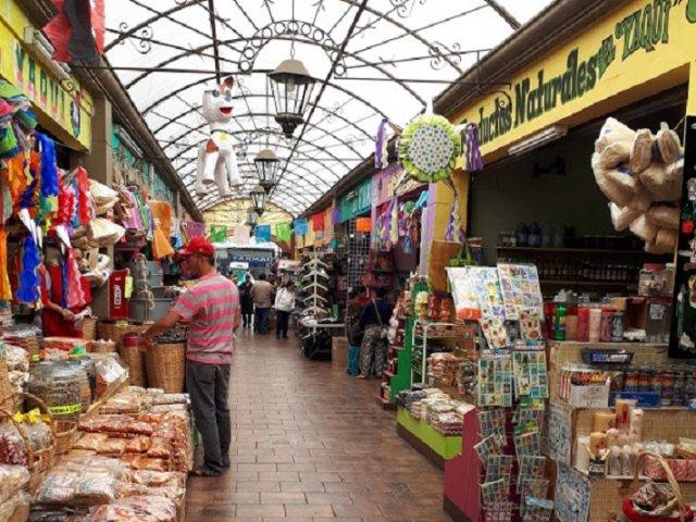 El Popo Market de Tijuana