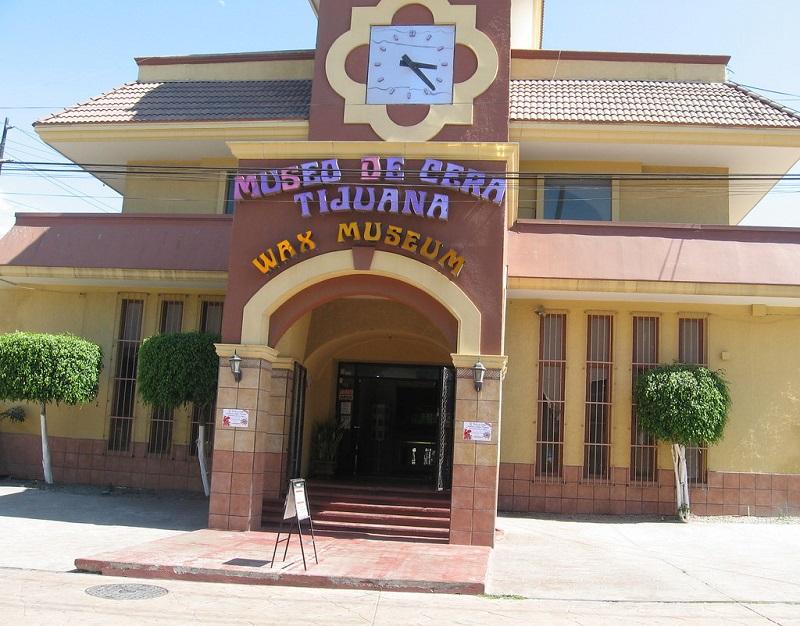 Museo de Cera em Tijuana