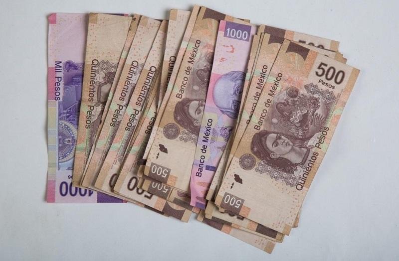 Notas - Pesos mexicanos