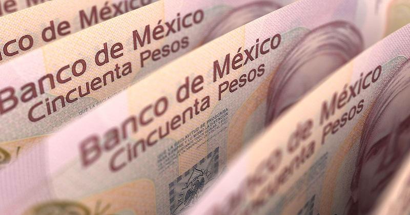 Pesos mexicanos - dinheiro vivo