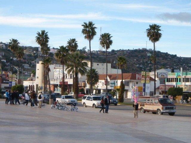 Como andar em Tijuana