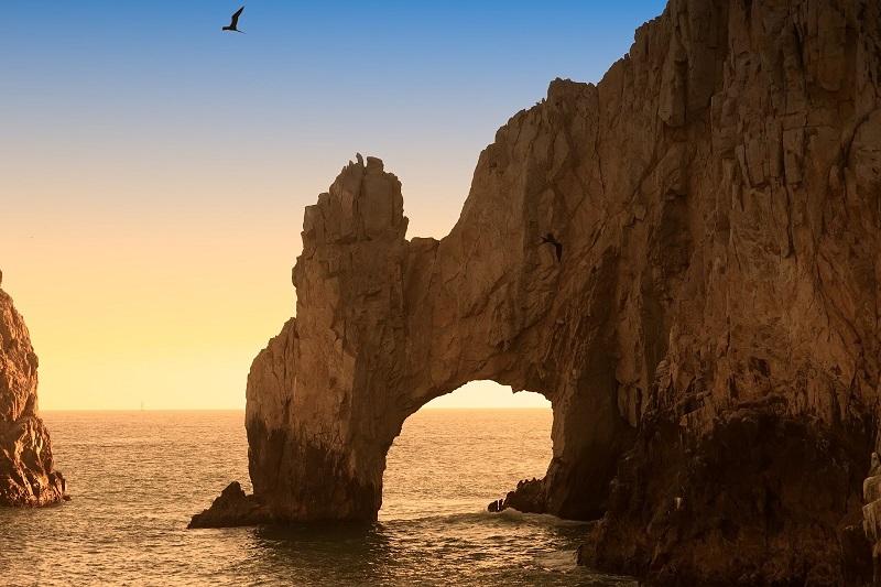 Pôr do sol em Los Cabos