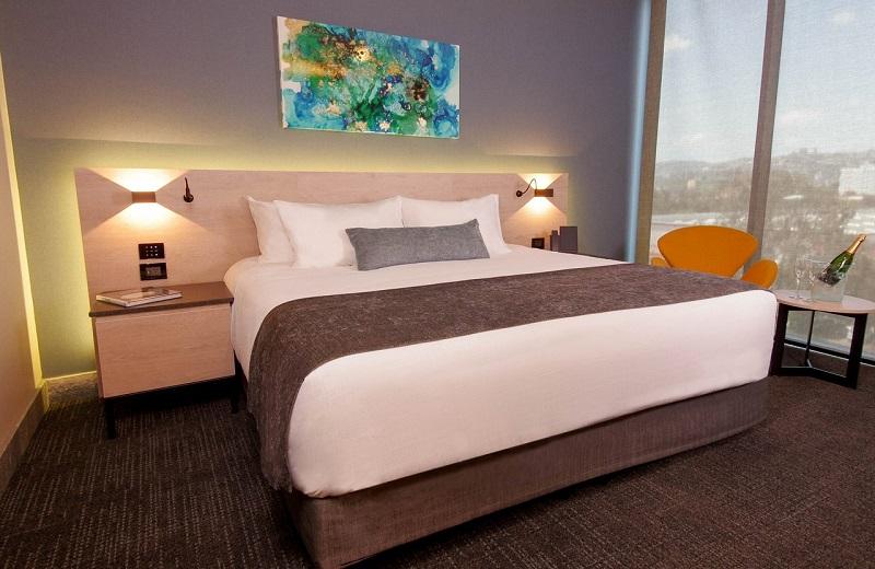 Quarto do Hotel Quartz Hotel & Spa em Tijuana