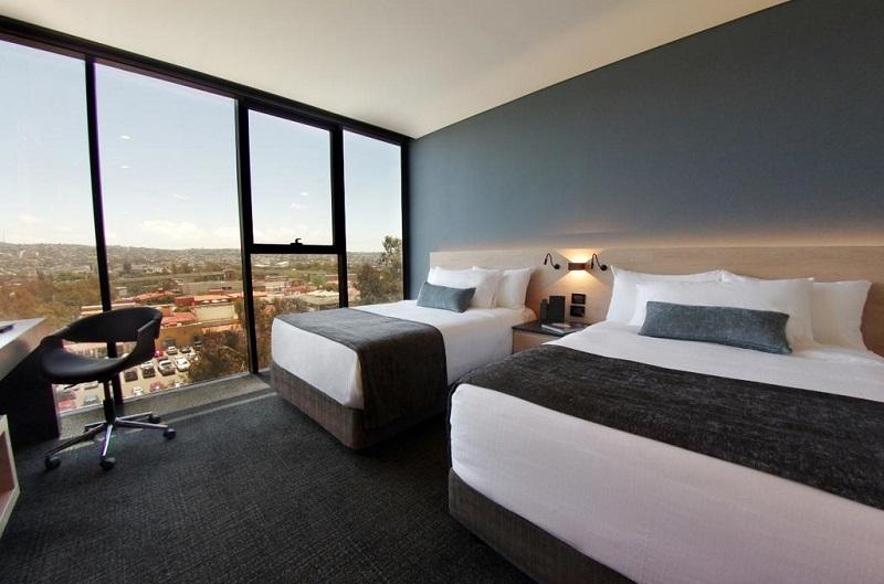 Quarto de hotel luxuoso em Tijuana