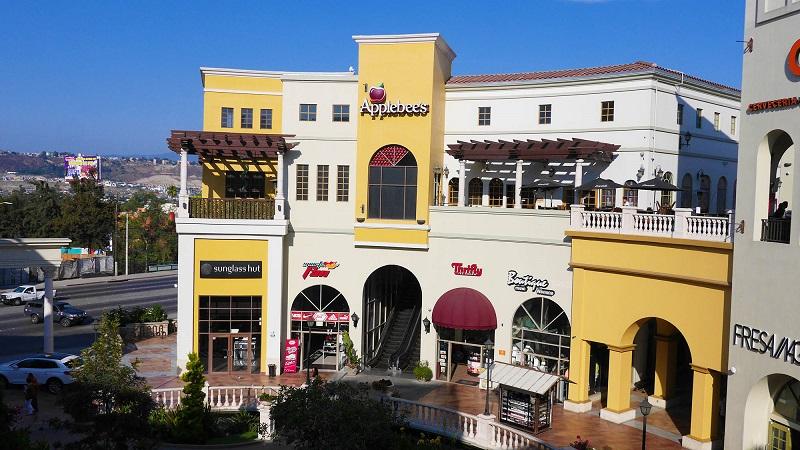 Compras no Shopping Galerías Hipódromo em Tijuana