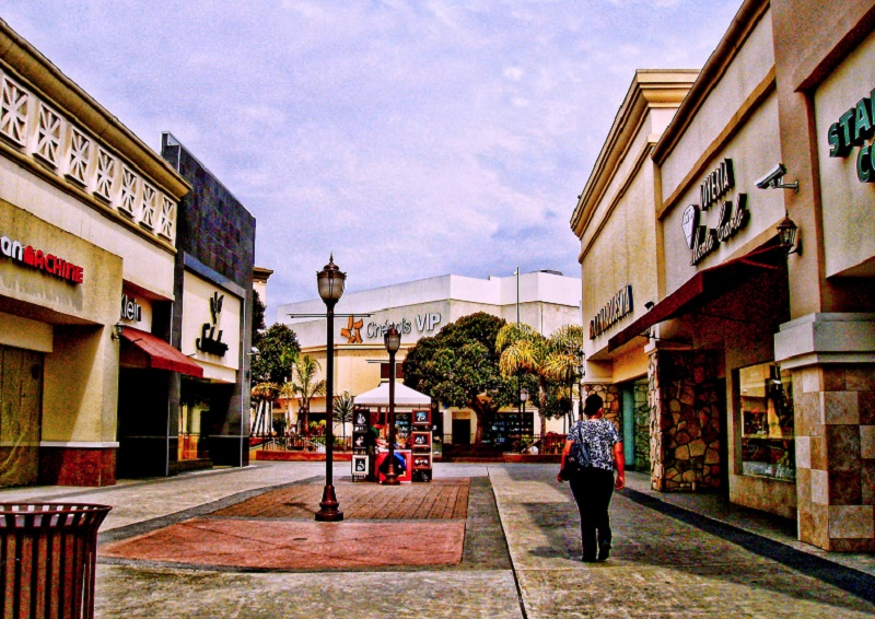 Shopping Plaza Río Tijuana
