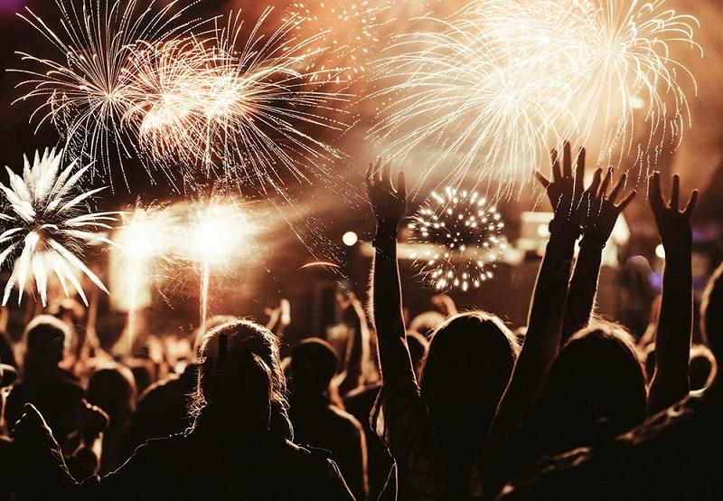 Ano Novo em Tijuana